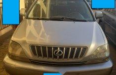 Nigeria Used Lexus RX 2003 Model Gray