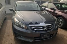 Foreign Used Honda Accord 2011 Model Gray