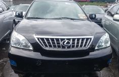 Foreign Used Lexus RX 350 2008 Model Gray for Sale
