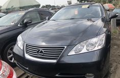 Foreign Used Lexus ES350 2008 Model Gray for Sale
