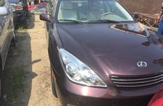 Foreign Used Lexus ES330 2006 Model for Sale