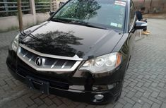 Foreign Used Acura RDX 2009 Model Black