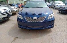 Nigeria Used Toyota Camry 2009 Model Blue
