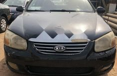 Nigeria Used Kia Cerato 2009 Model Black