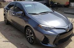 2017 Model Toyota Corolla for sale in Lagos