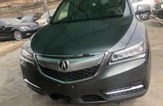Nigeria Used Acura MDX 2014 Model Green