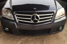 Foreign Used Mercedes-Benz GLK 2010 Model Blue
