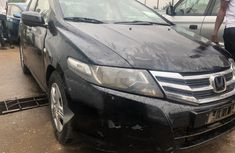 Nigeria Used Honda City 2009 Model Black
