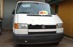 Tokunbo Volkswagen Transporter 2000 Model White