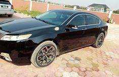 First Body 2010 Model Acura TL Automatic Petrol Well maintained