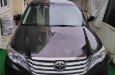 Nigeria Used Toyota Avalon 2010 Model Black