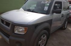 Foreign Used Honda Element 2004 Model Silver
