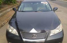 Foreign Used Lexus ES 2009 Model Gray