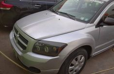 Foreign Used Dodge Caliber 2007 Model Silver