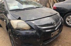 Nigeria Used Toyota Yaris 2007 Model Black