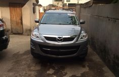 Foreign Used Mazda CX-9 2011 Model Silver