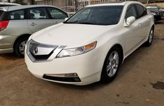 First Body Tokunbo 2011 Model Acura TL  Automatic