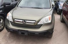 Foreign Used 2008 Green Honda CR-V for sale in Lagos