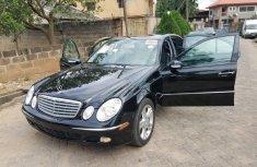 Super Clean Mercedes-Benz E350 2007 Model