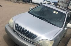 Foreign Used Lexus RX300 2003 Model Silver for Sale