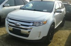 Tokunbo Ford Edge 2012 Model White for Sale