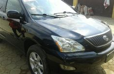 Foreign Used Lexus RX330 2004 Model Black for Sale