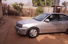 Nigeria Used Hyundai Elantra 2005 Model Silver for Sale