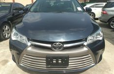 Foreign Used Toyota Camry 2016 Model Blue
