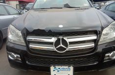 Tokunbo Mercedes-Benz GLE 2008 Model Black