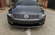 Tokunbo Volkswagen Passat 2017 Model Gray