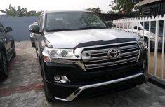 Foreign Used Toyota Land Cruiser 2020 Model Black