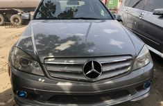 Foreign Used Mercedes Benz C300 2009 Model Gray