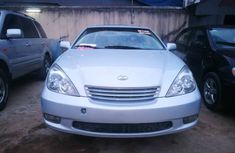 Tokunbo Lexus ES 330 2012 Model Silver for Sale