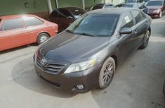 Foreign Used Toyota Camry XLE 2011 Model Gray