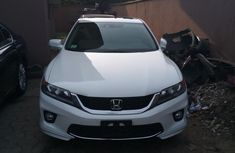 Foreign Used Honda Accord 2014 Model White