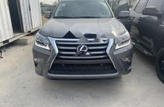 Nigeria Used Lexus GX 2011 Model Black