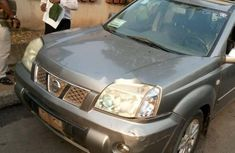 Nigeria Used Nissan X-Trail 2004 Model Gold