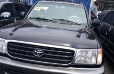 Foreign Used Toyota Land Cruiser 2003 Model Black