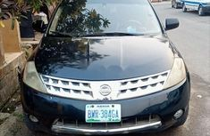 Nigeria Used Nissan Murano 2006 Model Blue
