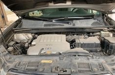 Nigeria Used Toyota Highlander Limited 2009 Model Silver for Sale