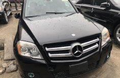 Foreign Used Mercedes Benz GLK350 2011 Model Black