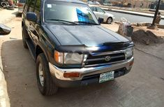 Nigeria Used Toyota 4-Runner 2000 Model Green