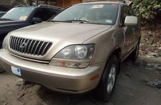 Foreign Used Lexus RX 2000 Model for Sale
