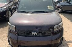 Foreign Used Toyota Scion 2010 Model Brown