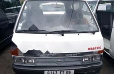 Foreign Used Nissan Urvan 1998 Model White
