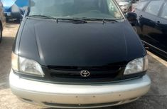 Foreign Used Toyota Sienna 1999 Model Black