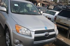 Foreign Used Toyota RAV4 2010 Model Silver