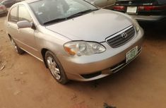 Nigeria Used Toyota Camry 2003 Model Gold