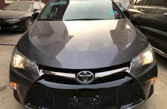 Foreign Used Toyota Camry 2017 Model Brown