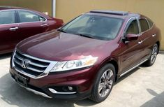 Foreign Used Honda Accord CrossTour 2013 Model